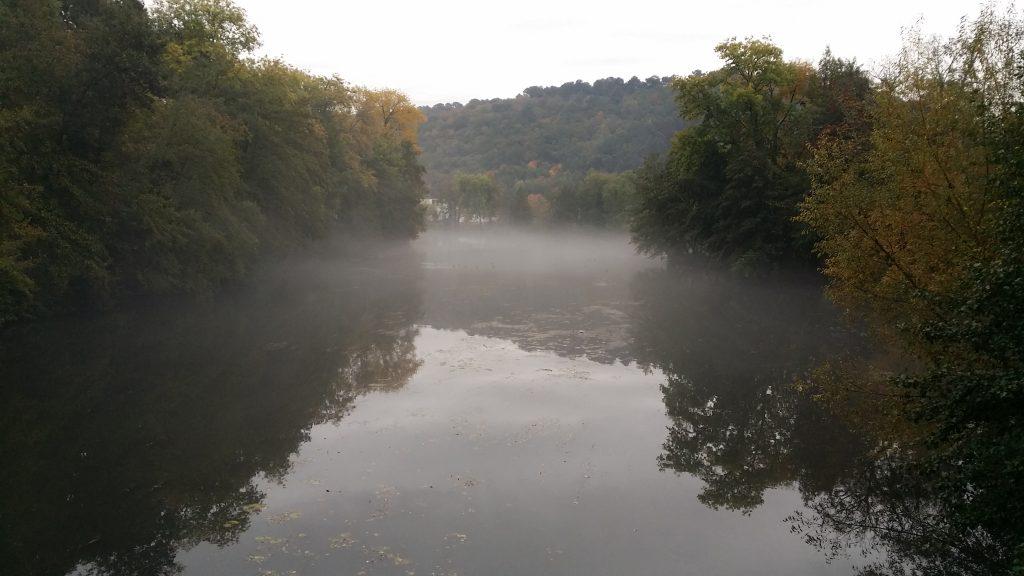Un automne en douceur